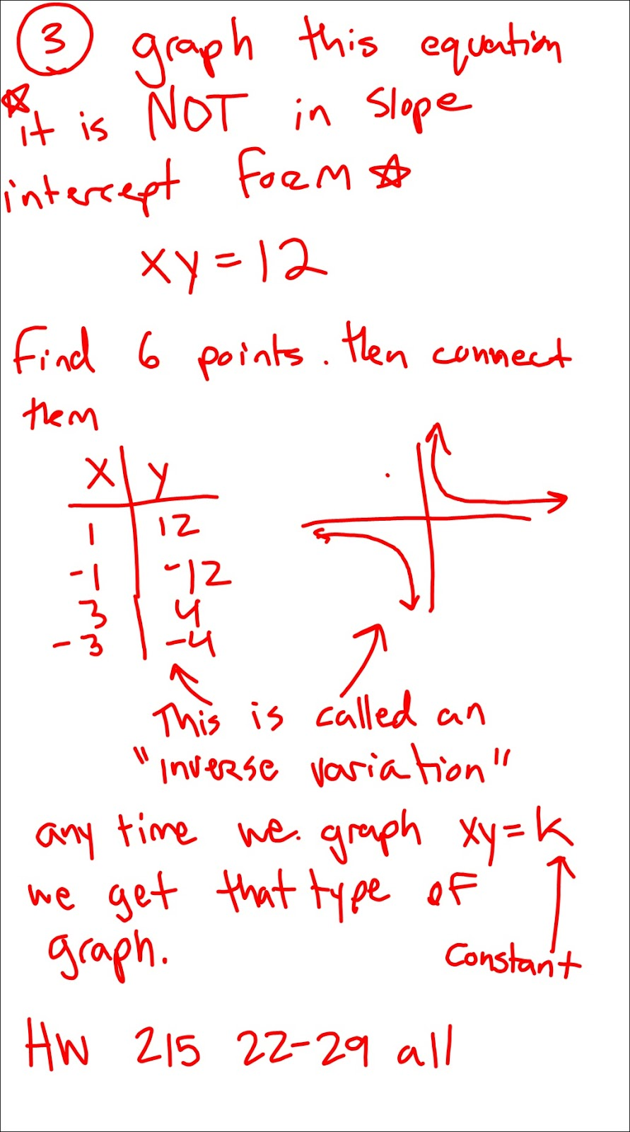 Direct And Inverse Variation Answers